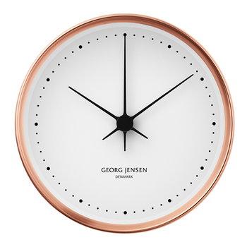 Georg Jensen HK Clock copper, large