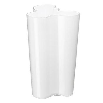 Iittala Vaso Aalto Finlandia 251 mm, bianco