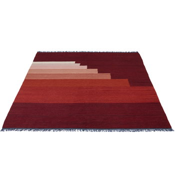&Tradition Another Rug, red vulcano, 200 x 300 cm