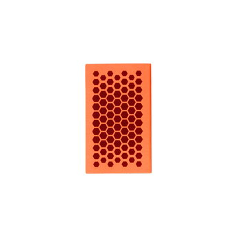 Hay Strike matches, fluorescent orange