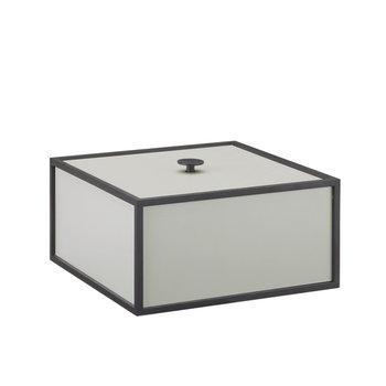 By Lassen Frame 20 box, pale green