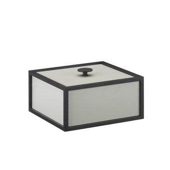 By Lassen Frame 14 box, pale green