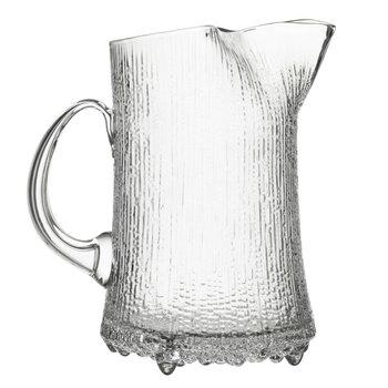 Iittala Ultima Thule ice-lip pitcher
