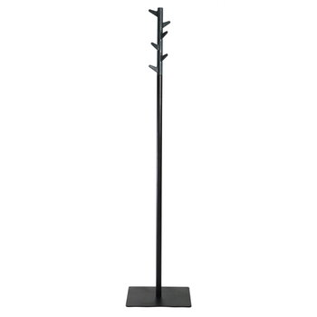 Inno Oka standing coat rack, black