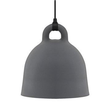 Normann Copenhagen Bell valaisin M, harmaa