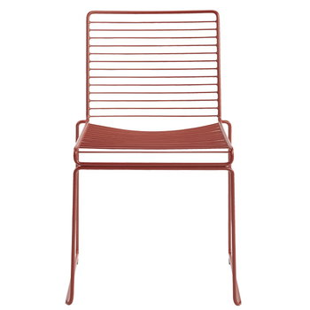 Hay Hee dining chair, rust