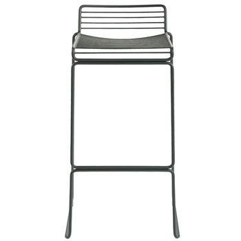 Hay Hee bar chair, racing green