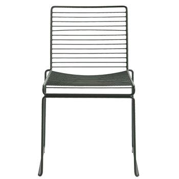 Hay Hee tuoli, racing green