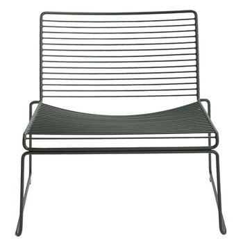 Hay Hee lounge chair, racing green