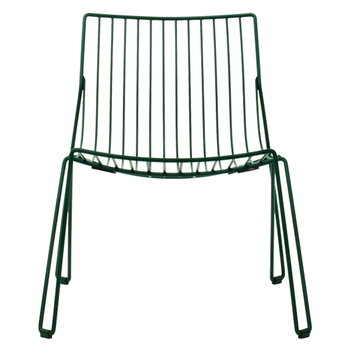 Massproductions Tio easy chair, moss green