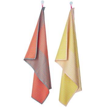 Hay S&B Tea towels, 2 pcs, Layer Dots