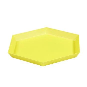 Hay Kaleido tray S, yellow