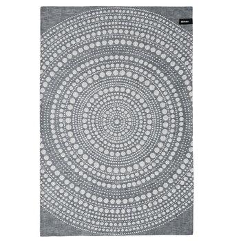 Iittala Kastehelmi tea towel, dark grey