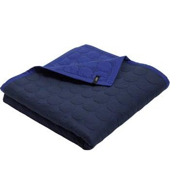 Hay Mega Dot bed cover, blue