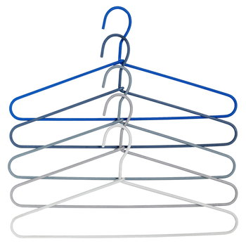 Hay Cord Hanger Fade, 5 pcs, royal blue