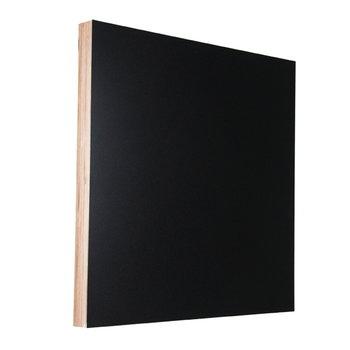 Kotonadesign Muistitaulu iso neliö, musta