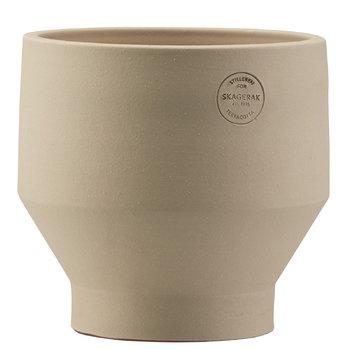 Skagerak Edge pot, large, sierra yellow
