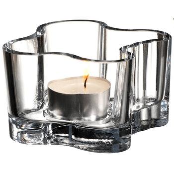 Iittala Aalto kynttilälyhty, kirkas