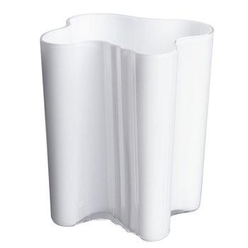 Iittala Aalto vase 200 mm, white