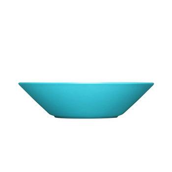 Teema syvä lautanen 21 cm, turkoosi
