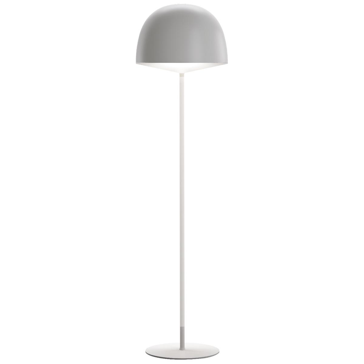 Fontanaarte Cheshire Floor Lamp, White