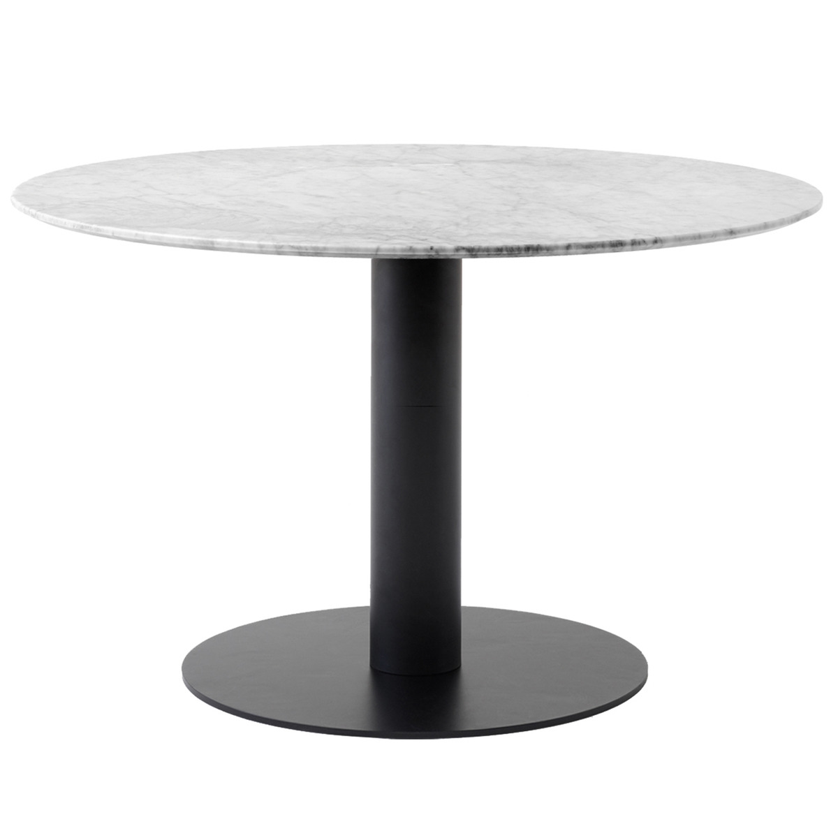 Tradition In Between Sk19 Table Black White Marble Finnish Design Shop