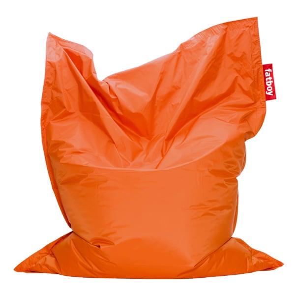Fatboy Original Bean Bag Orange Finnish Design Shop