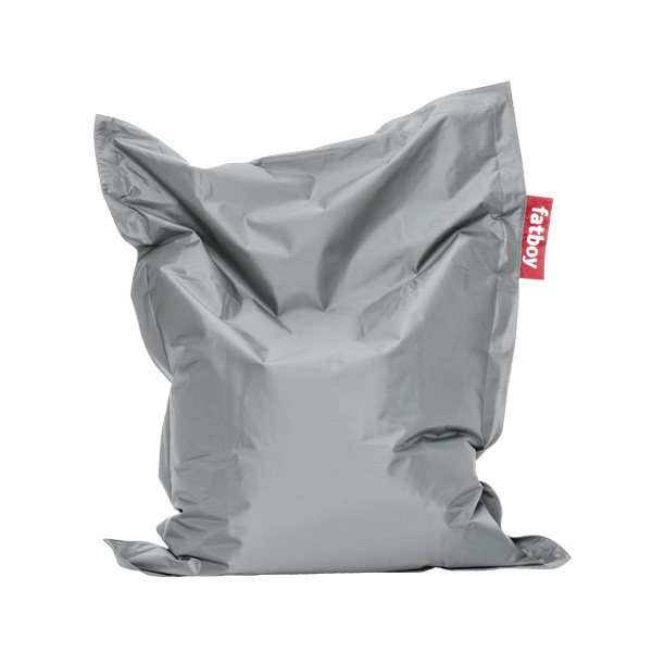 junior bean bag silver - Fatboy Bean Bag
