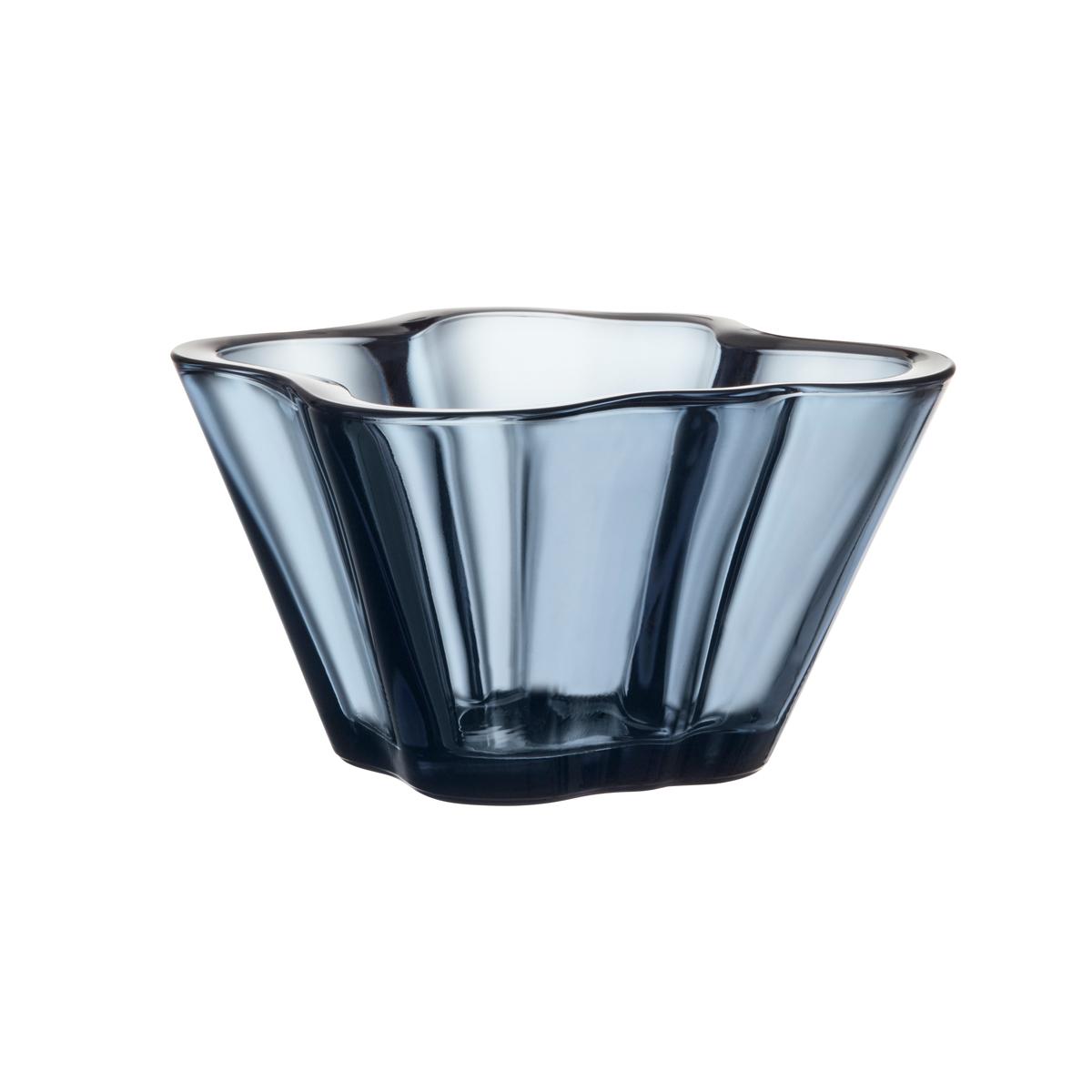 Aalto collection vases decoration finnish design shop aalto bowl 75 mm aqua iittala reviewsmspy