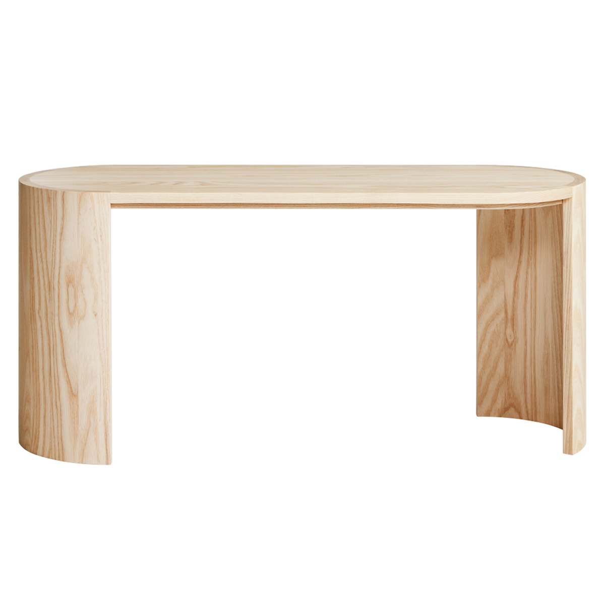 Made By Choice Airisto Bench Side Table Ash Finnish Design Shop