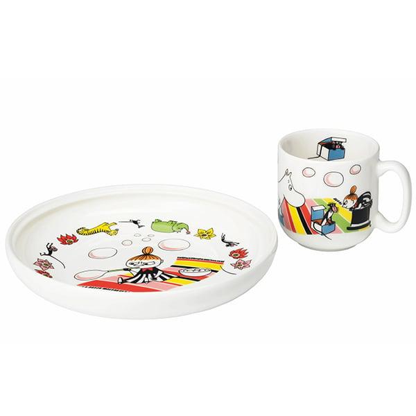 Arabia Moomin Children's Tableware, Little My