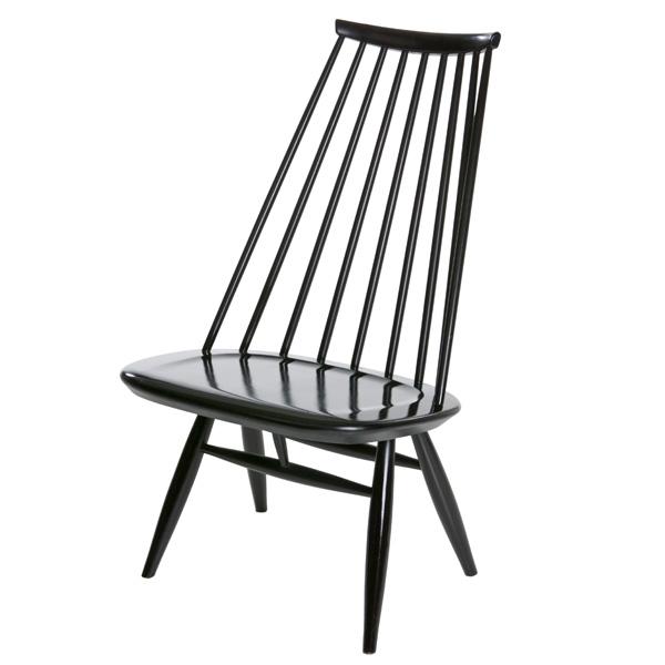 Artek Mademoiselle tuoli, musta  Artek Mademoiselle  Nojatuolit & rahit