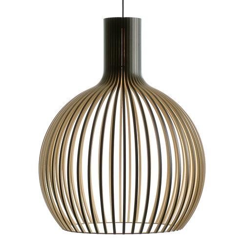 Secto Design Octo 4240 pendant, black