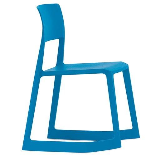 Vitra Tip Ton chair, glacier blue