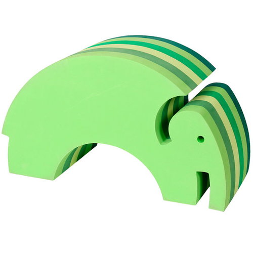bObles Elephant, green