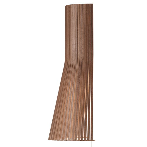 Secto Design Secto 4231 wall lamp 45 cm, walnut
