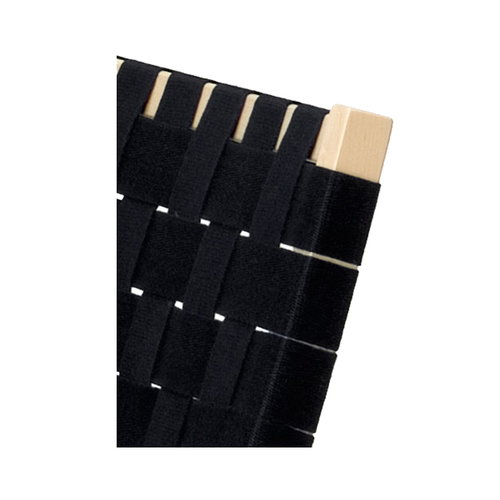 Artek Webbing Connect 50 mm, black linen