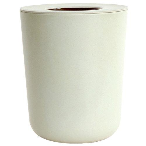 Ekobo BIOBU Bano roskakori, valkoinen