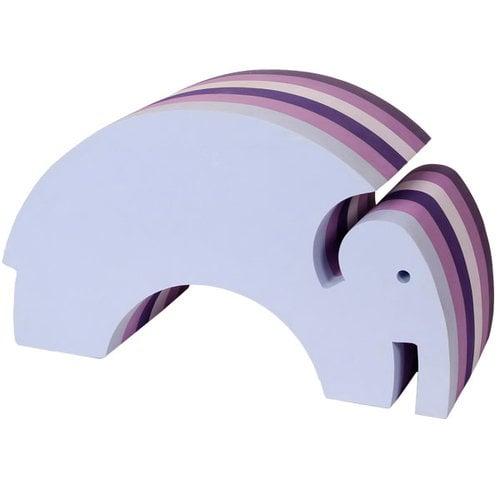 bObles Elefantti, violetti