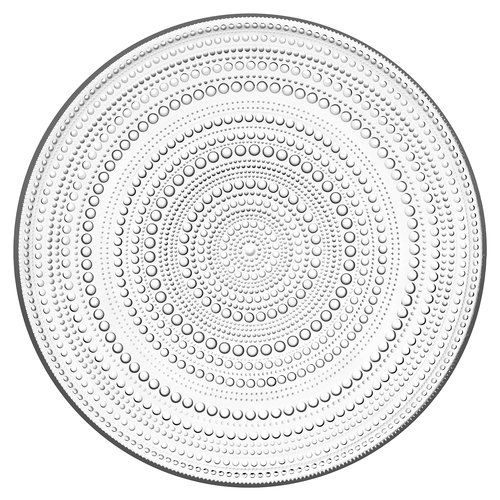 Iittala Kastehelmi lautanen 315 mm, kirkas