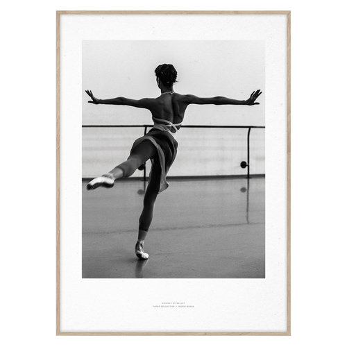 Paper Collective Essence of Ballet 05 poster