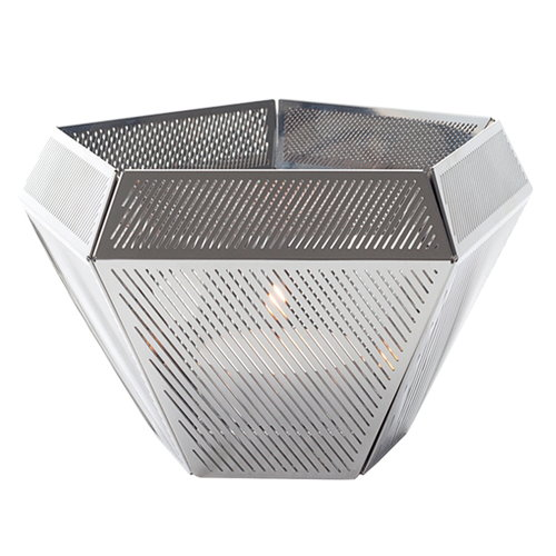 Tom Dixon Cell tea light holder, stainless steel