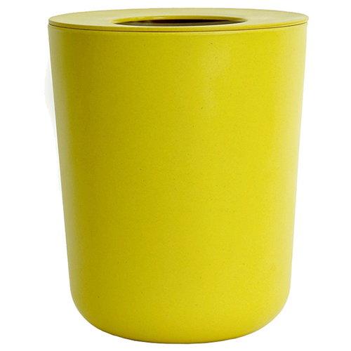 Ekobo BIOBU Bano waste bin, lemon