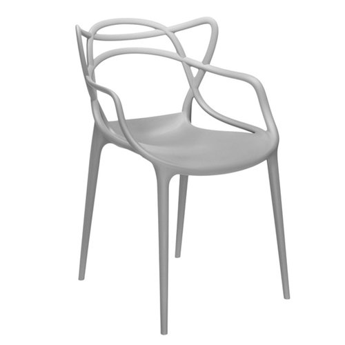 Kartell Masters chair, grey