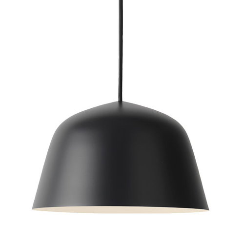 Muuto Ambit pendant, small, black