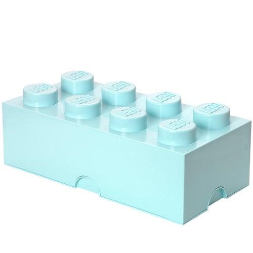 Room Copenhagen Lego säilytyslaatikko 8, aqua