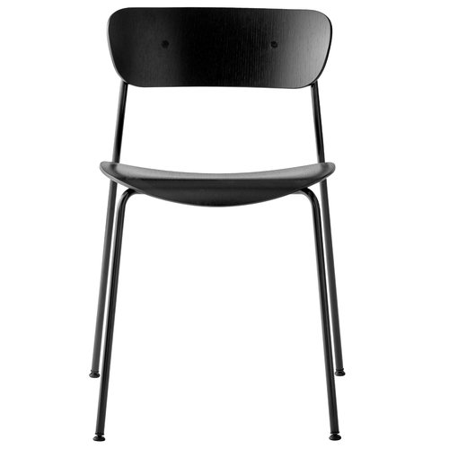 &Tradition Pavilion AV1 chair, black