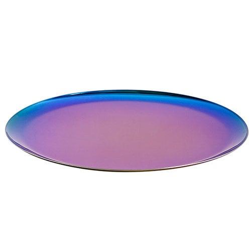 Hay Tray, round, rainbow