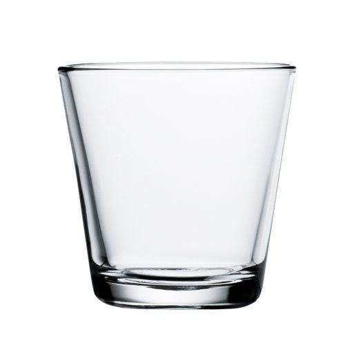 Iittala Kartio tumbler 21 cl, clear, set of 2