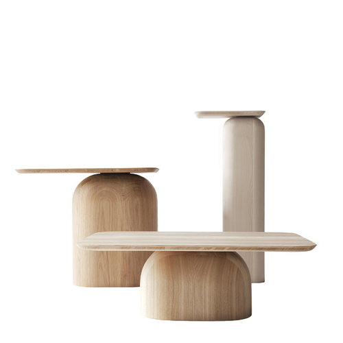 Nikari April tables, set of 3